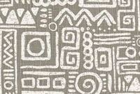 6411213 SANTA FE FLINT Geometric Print Upholstery And Drapery Fabric
