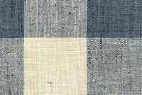 P Kaufmann CHECK PLEASE PLUS 499 MARINA Buffalo Check Upholstery And Drapery Fabric