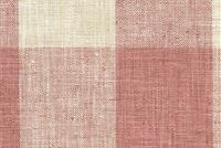 P Kaufmann CHECK PLEASE PLUS 572 SOFT CORAL Buffalo Check Upholstery And Drapery Fabric