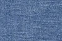 6414232 BRU PARISIAN BLUE Solid Color Velvet Upholstery Fabric