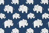 6414613 TRUNKS SKY Print Upholstery And Drapery Fabric