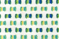 Performatex O'FIFI BLUE GREEN Indoor Outdoor Upholstery And Drapery Fabric