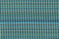 Performatex O'SUNRUN NAVY TURQ Stripe Indoor Outdoor Upholstery Fabric