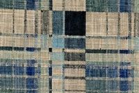 P Kaufmann BLOCK PARTY 496 RESIST Plaid Upholstery And Drapery Fabric