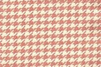 P Kaufmann LIMERICK 588 PEONY Houndstooth Upholstery And Drapery Fabric