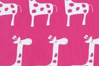 6421613 REACHER CANDY PINK Print Upholstery And Drapery Fabric