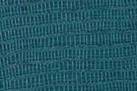 6421911 BAY STREET TEAL Faux Leather Urethane Upholstery Fabric