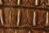 6423113 CROCK BRONZE Faux Leather Upholstery Vinyl Fabric