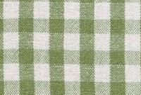 P/K Lifestyles LOGAN CHECK FERN 408902 Check Linen Blend Upholstery And Drapery Fabric