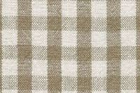 P/K Lifestyles LOGAN CHECK BIRCH 408903 Check Linen Blend Upholstery And Drapery Fabric