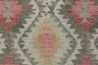 P/K Lifestyles NEEMA AFGHAN EMBER 408782 Southwestern Print Upholstery Fabric