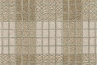 Waverly COZY PLAID HEMP 654573 Plaid Upholstery And Drapery Fabric
