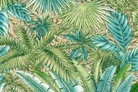 Tommy Bahama Home OD BAHAMIAN BREEZE ALOE 802591 Floral Indoor Outdoor Upholstery And Drapery Fabric