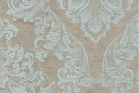 6432213 ANDOVER ROBIN Floral Damask Upholstery And Drapery Fabric