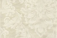 6432220 ANDOVER CREAM Floral Damask Upholstery And Drapery Fabric