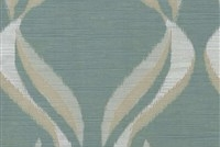 6432311 HELIX ARCTIC Lattice Damask Upholstery And Drapery Fabric