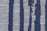 6432612 PETIOLE MIDNIGHT Stripe Damask Upholstery And Drapery Fabric