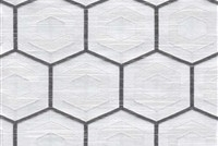 6432713 PROPOLIS LINEN Lattice Damask Upholstery And Drapery Fabric