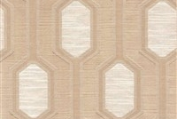 6432812 MATRIX LATTE Lattice Damask Upholstery And Drapery Fabric