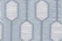 6432817 MATRIX SLATE Lattice Damask Upholstery And Drapery Fabric
