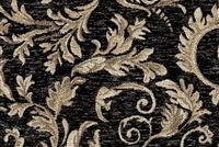 6433312 WESSEX GREY Floral Jacquard Upholstery And Drapery Fabric
