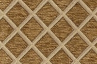 6433517 CORNWALL HONEY Lattice Jacquard Upholstery And Drapery Fabric