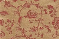 6434215 ASHFORD BERRY Floral Damask Upholstery And Drapery Fabric