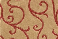 6434311 ARUNDEL BERRY Floral Damask Upholstery And Drapery Fabric