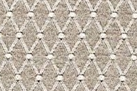 6434414 ALSTON PLATINUM Diamond Damask Upholstery And Drapery Fabric