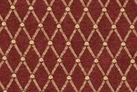 6434415 ALSTON WINE Diamond Damask Upholstery And Drapery Fabric