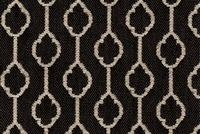 6434814 ARTHUR CHARCOAL Lattice Jacquard Upholstery And Drapery Fabric