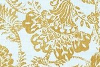 Covington FLORENCE 88 GOLDEN Floral Upholstery And Drapery Fabric
