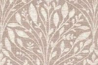 Covington TORREY-L 427 HEATHER MOON Floral Linen Blend Upholstery And Drapery Fabric