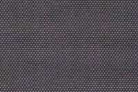 6446618 BOCA BLACK GREY Solid Color Indoor Outdoor Upholstery And Drapery Fabric
