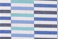6447311 TOPDECK MISTY TURQUOISE Stripe Indoor Outdoor Upholstery And Drapery Fabric