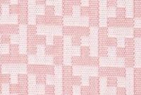 6447412 BLOCKADE WHITE CORAL Upholstery And Drapery Fabric
