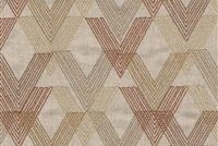 Richloom TETON SPICE Contemporary Embroidered Drapery Fabric
