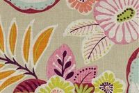 Richloom TRACEY FLORAL Floral Print Upholstery And Drapery Fabric