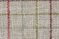 6453211 HOLSTON NATURAL Check Upholstery And Drapery Fabric