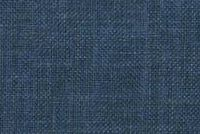 P/K Lifestyles DESMOND SOLID DENIM 409377 Solid Color Linen Blend Upholstery And Drapery Fabric