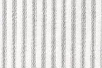 6457514 MADISON STORM Ticking Stripe Print Upholstery And Drapery Fabric