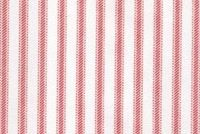 6457516 MADISON LIPSTICK Ticking Stripe Print Upholstery And Drapery Fabric