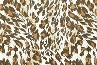 Covington CHEETAH 618 SAFARI Embroidered Drapery Fabric