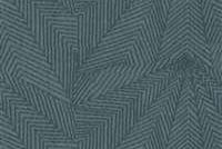 P/K Lifestyles TO THE POINT EMB INDIGO 409432 Geometric Embroidered Drapery Fabric