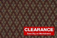 6517113 PLUMBERRY Jacquard Fabric