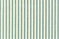 Magnolia Home Fashions BERLIN OCEAN Ticking Stripe Print Upholstery And Drapery Fabric