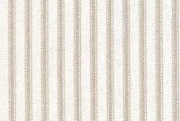 Magnolia Home Fashions BERLIN SAND Ticking Stripe Print Fabric