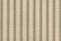 Magnolia Home Fashions BERLIN PINE Ticking Stripe Print Fabric