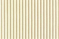Magnolia Home Fashions BERLIN DRIFTWOOD Ticking Stripe Print Upholstery And Drapery Fabric