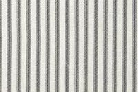 Magnolia Home Fashions BERLIN SLATE Ticking Stripe Print Fabric